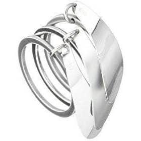 Ring Breil - Steel Leaves - BJ0229