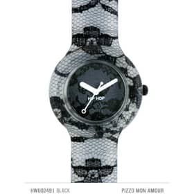 Hip Hop Watches Soirée Noir - HWU0249