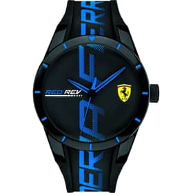 FERRARI watch REDREV - 0830616