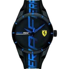 SCUDERIA FERRARI watch REDREV - 0830616