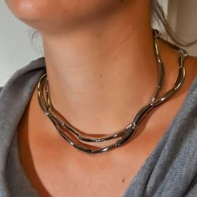 NECKLACE BREIL FLOWING - TJ1094