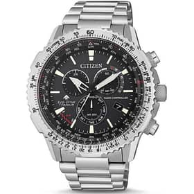 CITIZEN watch CITIZEN CRONO PILOT RADIOCONTR - CB5010-81E