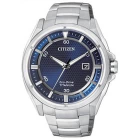 Orologio CITIZEN CITIZEN SUPERTITANIUM - AW1400-52M