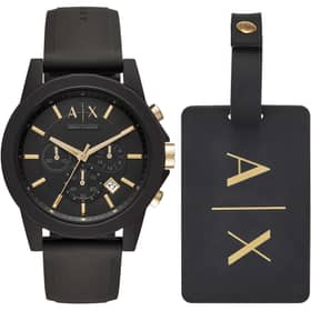 ARMANI EXCHANGE watch OUTERBANKS - AX7105