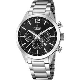 FESTINA watch TIMELESS CHRONOGRAPH - F20343/8