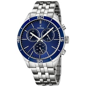 FESTINA watch CHRONO - F16762/2