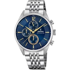 FESTINA watch TIMELESS CHRONOGRAPH - F20285/3
