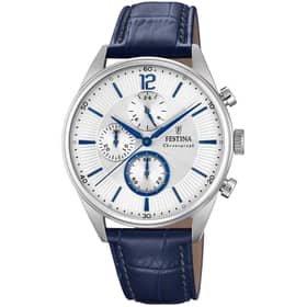 FESTINA watch TIMELESS CHRONOGRAPH - F20286/1