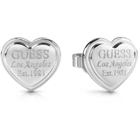 EARRINGS GUESS FOLLOW MY CHARM - UBE28008