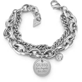 BRACCIALE GUESS AMERICAN DREAM - UBB28067-S