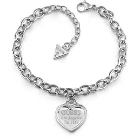 BRACCIALE GUESS FOLLOW MY CHARM - UBB28017-S