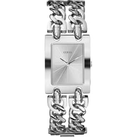 GUESS watch MOD HEAVY METAL - W0311L1