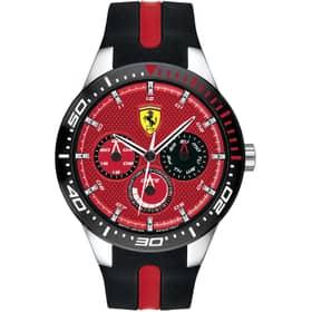 SCUDERIA FERRARI watch REDREV T - 0830588