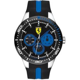 SCUDERIA FERRARI watch REDREV T - 0830587