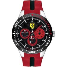 SCUDERIA FERRARI watch REDREV T - 0830586