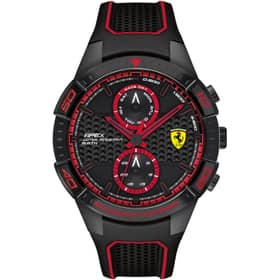 SCUDERIA FERRARI watch APEX - 0830634