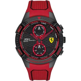 SCUDERIA FERRARI watch APEX - 0830639