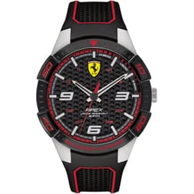 SCUDERIA FERRARI watch APEX - 0830630