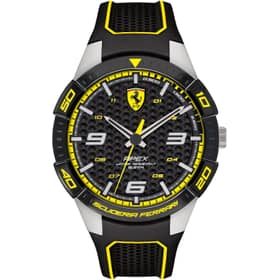 SCUDERIA FERRARI watch APEX - 0830631