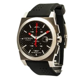 LOCMAN watch STEALTH - 020200CBFRD1GOK