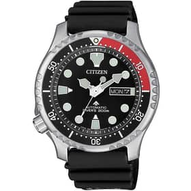 CITIZEN watch PROMASTER DIVER - NY0085-19E