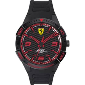 SCUDERIA FERRARI watch APEX - 0830662
