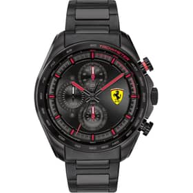 SCUDERIA FERRARI watch SPEEDRACER - 0830654