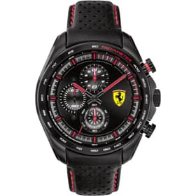 SCUDERIA FERRARI watch SPEEDRACER - 0830647