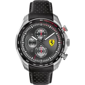 SCUDERIA FERRARI watch SPEEDRACER - 0830648