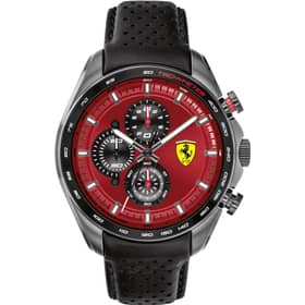 SCUDERIA FERRARI watch SPEEDRACER - 0830650