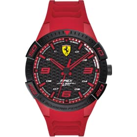SCUDERIA FERRARI watch APEX - 0830664