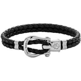 BRACCIALE PAUL HEWITT PHINITY SHACKLE - PH-FSH-L-S-B-M