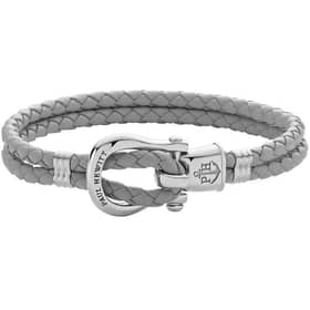 BRACCIALE PAUL HEWITT PHINITY SHACKLE - PH-FSH-L-S-GR-L