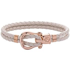 BRACCIALE PAUL HEWITT PHINITY SHACKLE - PH-FSH-L-R-CHB-M