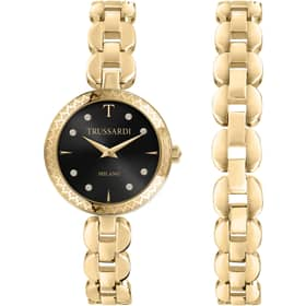 TRUSSARDI watch T-CHAIN - R2453137506