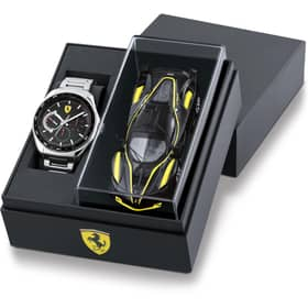 SCUDERIA FERRARI watch SPEEDRACER - 0870037