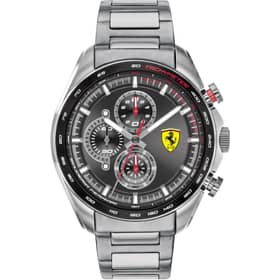 SCUDERIA FERRARI watch SPEEDRACER - 0830652