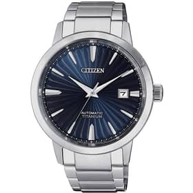 Orologio CITIZEN SUPERTITANIO - NJ2180-89L