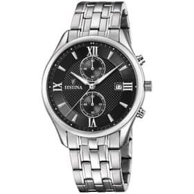 FESTINA watch TIMELESS CHRONOGRAPH - F6854/8