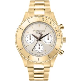 TRUSSARDI watch T-LOGO - R2453143006
