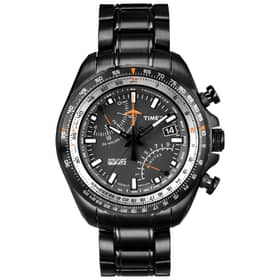 Timex Watches Intelligent Quartz Fly Back