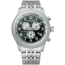 CITIZEN watch OF 2020 CRONO AVIATOR - AT2460-89X