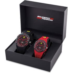 SCUDERIA FERRARI watch APEX - 0870044