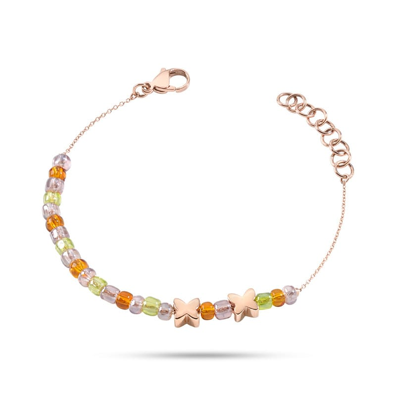 Image of BRACCIALE MORELLATO ICONE MORE - SABS06