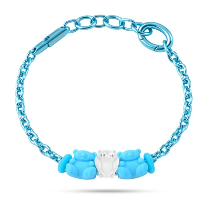Image of BRACCIALE MORELLATO COLOURS - SABZ143