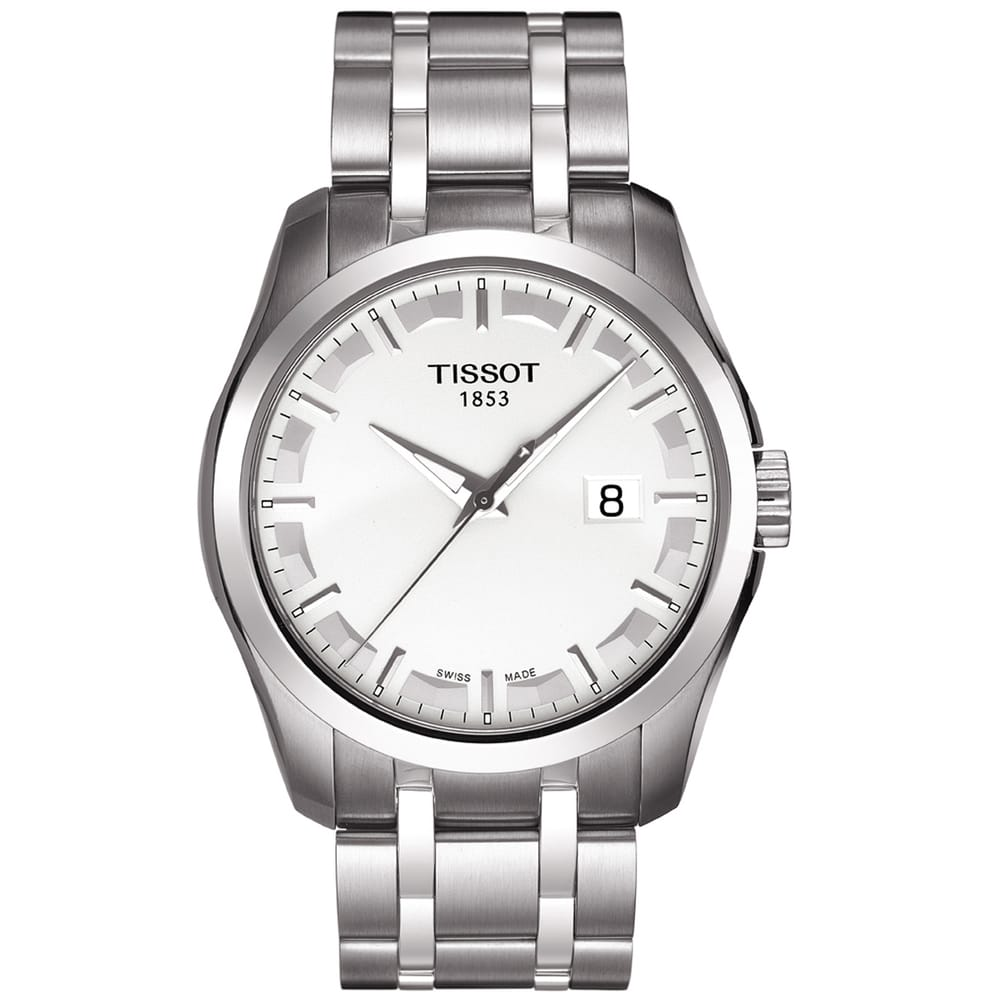 Image of Orologio TISSOT COUTURIER - T0354101103100