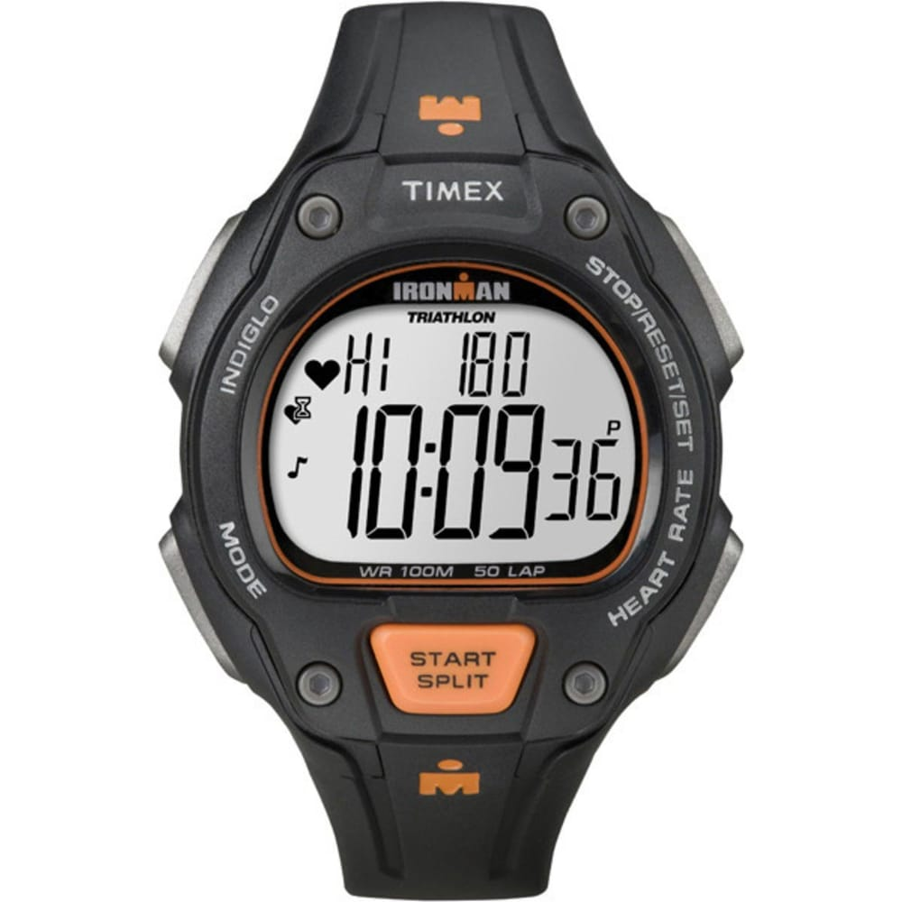 how to close timex ironman