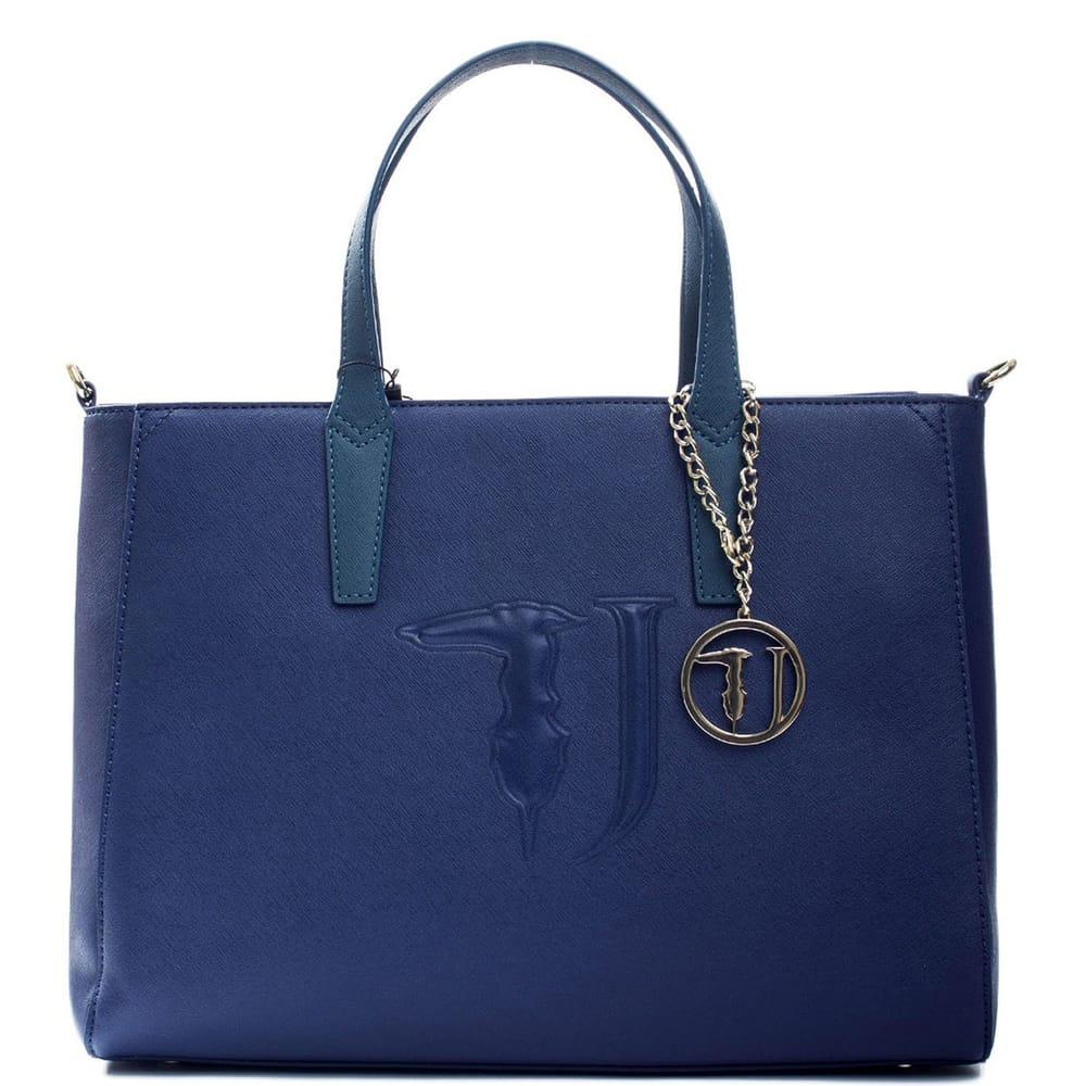 Borse Da Donna Trussardi.Trussardi Jeans 75b001k426 8036 Borsa Da Donna Trussardi Jeans Promo