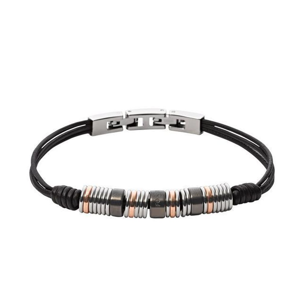 Image of BRACCIALE FOSSIL MENS DRESS - JF01654998