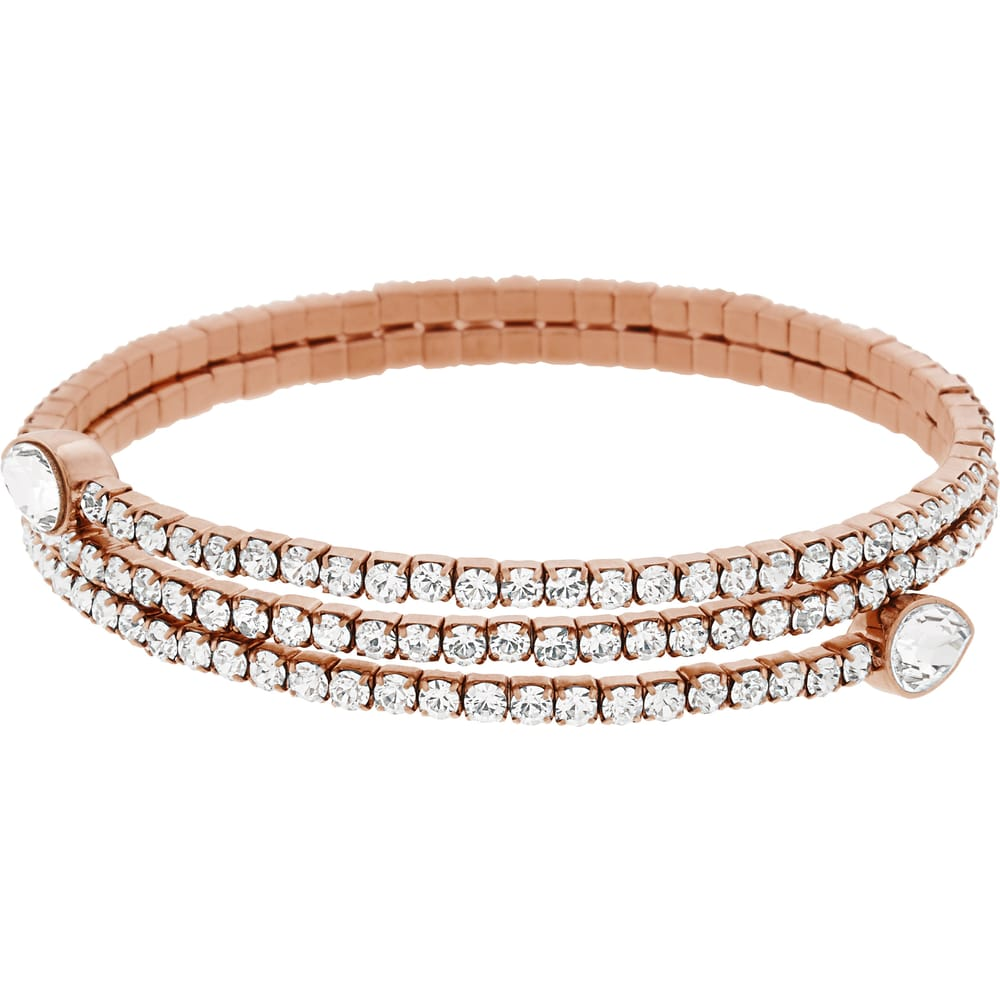 Image of BRACCIALE SWAROVSKI TWISTY - 5073594